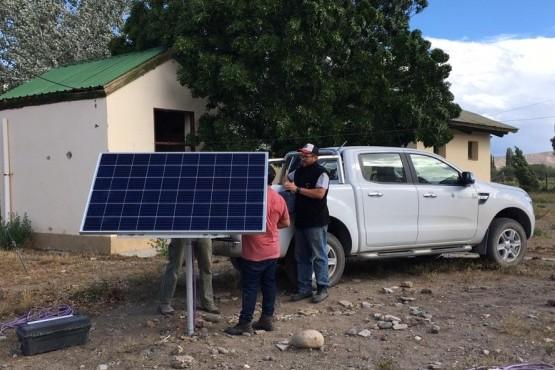El Ministerio de Infraestructura impulsa el uso de energías renovables en albergues escolares