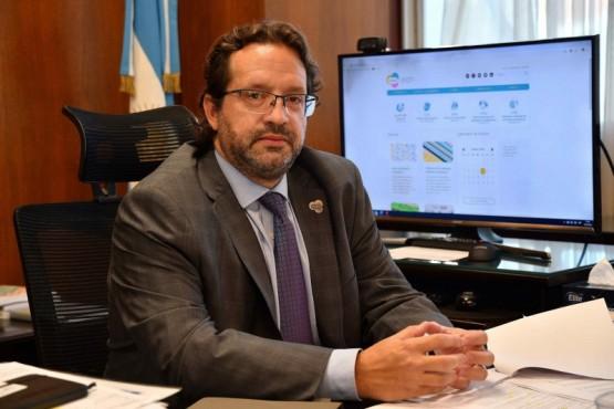Marcos Lavagna, director del INDEC