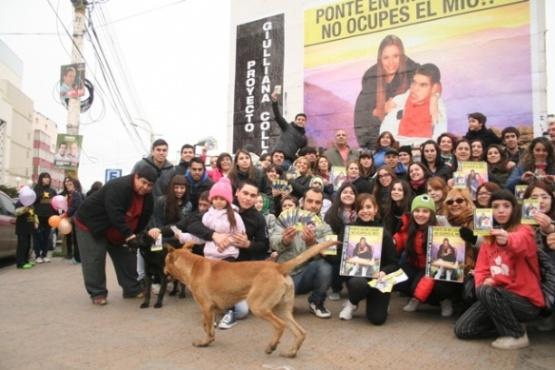 Giulliana Collazo y su legado: construirán una Plaza Inclusiva