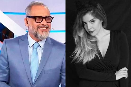 Jorge Rial le respondió a Dalma Maradona: