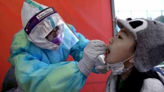 China: alarma en una región por el primer rebrote de coronavirus