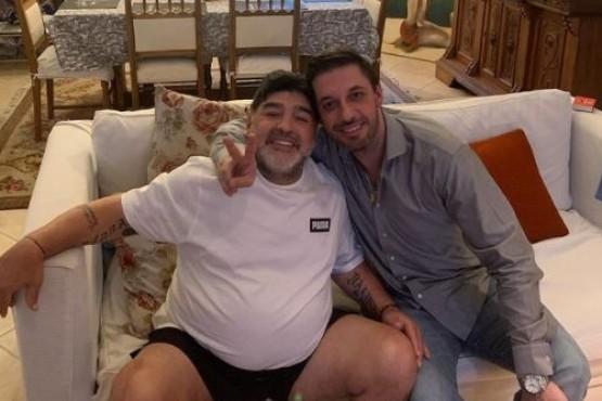Matías Morla se quebró al recordar a Diego Maradona