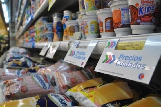 Se registran constantes subas de precios en los productos alimenticios.