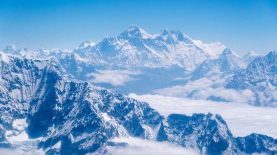 Monte Everest.
