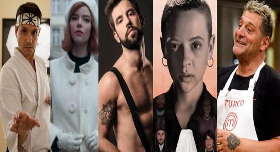 Las 10 series y programas de televisión más buscados en el 2020 por los argentinos