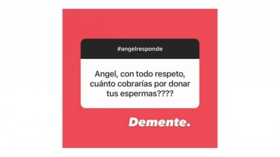 #AngelResponde