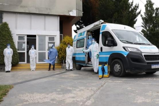 Río Gallegos| Realizaron pruebas diagnósticas de COVID-19 a empleados de la Legislatura