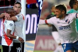 River abrirá su serie de cuartos de final ante Nacional de Uruguay