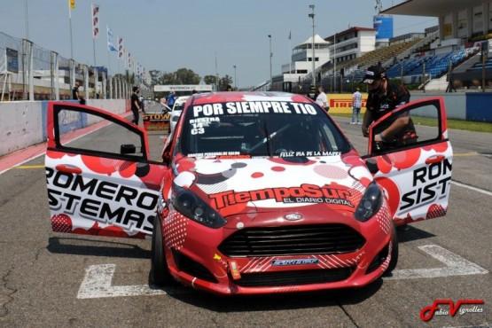 El Ford Fiesta de Riestra está listo para lo que viene.