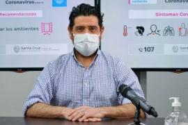 "Santa Cruz| Aballay: ""Hoy la gran esperanza para terminar con esta pandemia, es que nos vacunemos"""