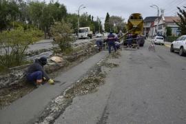 Río Gallegos| Municipio avanza en el acondicionamiento de espacios públicos