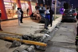 Río Gallegos| Importantes daños materiales tras colisión