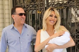 El ex de Vicky Xipolitakis la denunció porque no lo deja ver a su hijo
