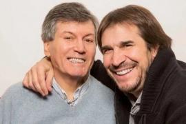 El primer encuentro de Javier Faroni y Carlin Calvo