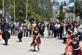 Comodoro Rivadavia  El Gobierno participó del 108º aniversario del Barrio Astra