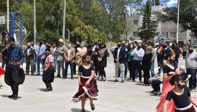 Comodoro Rivadavia| El Gobierno participó del 108º aniversario del Barrio Astra