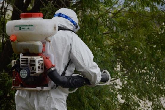 Río Gallegos| Vaciadero: Tareas de fumigación y saneamiento para mitigar la proliferación de moscas