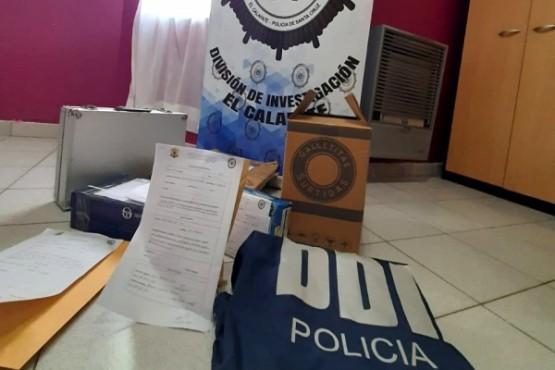 El Calafate| Una mujer detenida por material de abuso sexual infantil