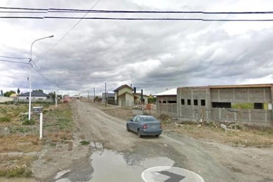 Río Gallegos| Un hombre fue detenido al intentar agredir a la policía con un cuchillo