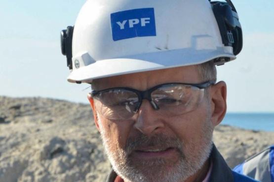 Alejandro Eloff, gerente regional YPF.