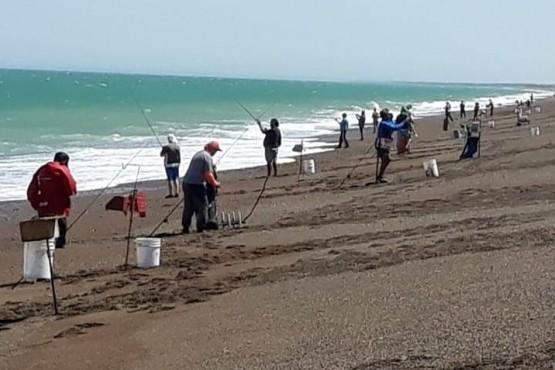 Secretaría de Pesca presente en las primeras fechas de los concursos de pesca deportiva marítima