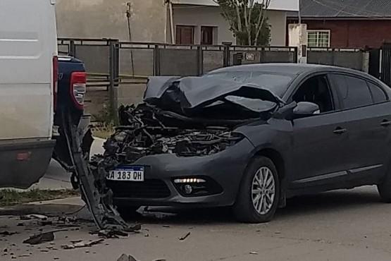 Comodoro  Dos conductores alcoholizados chocaron con una hora de diferencia