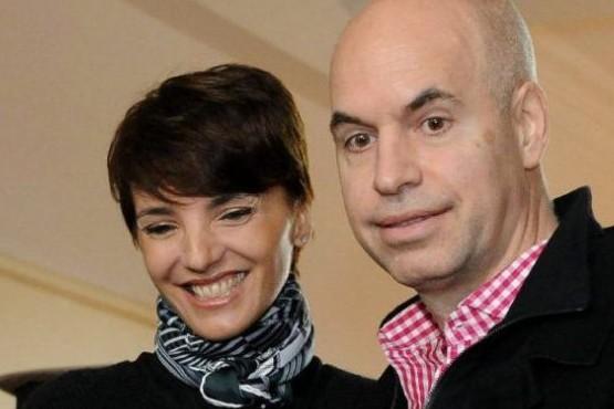 Larreta se separó de su esposa Bárbara Diez tras 20 años de matrimonio