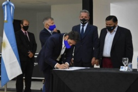 Chubut  PAE ratifica la continuidad de la actividad en la cuenca del Golfo San Jorge para 2021
