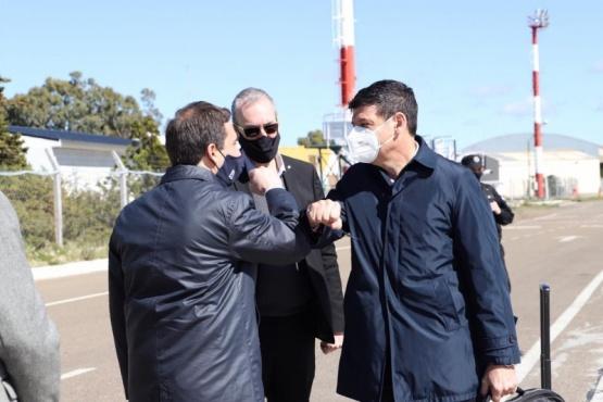 Comodoro Rivadavia| Luque recibirá al viceministro de Salud de la Nación para la colocación de vacunas