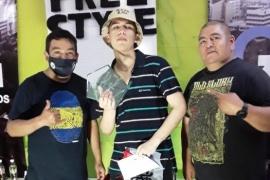 Río Gallegos| Hubo competencia de freestyle en la Casa de la Juventud