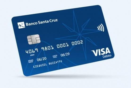 Banco Santa Cruz premiará con reintegro a quienes paguen con débito