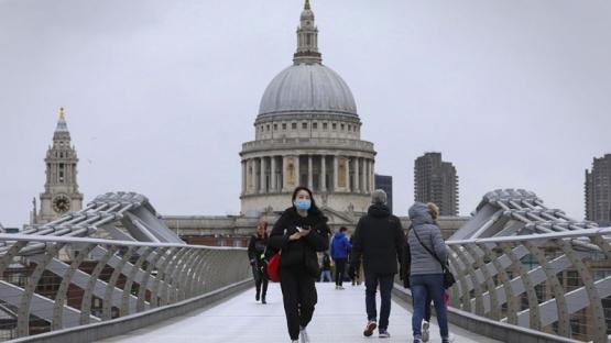 Londres se enfrenta al tercer confinamiento por coronavirus