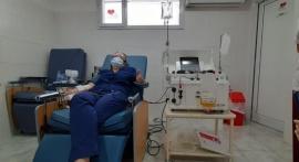 Esquel | Hospital incorporó equipos para donar plaquetas y plasma