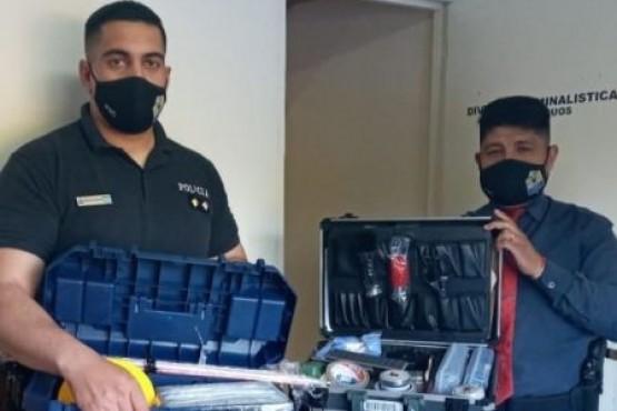 Santa Cruz  Se continúa fortaleciendo las áreas de investigaciones con equipamiento