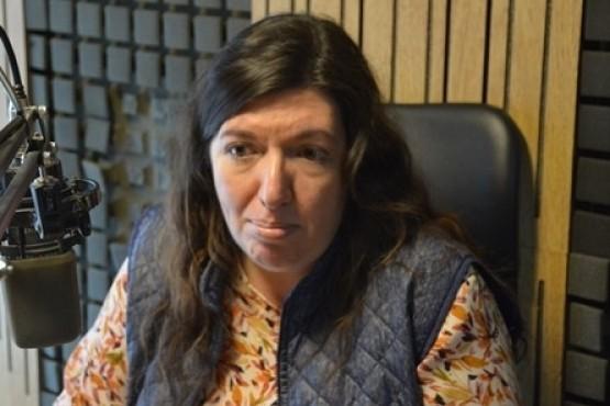 Julia Chalub, secretaria de Niñez
