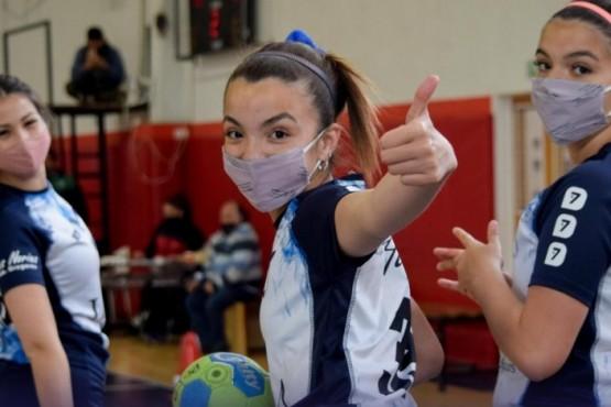 Las chicas del Handball tienen un talento enorme.