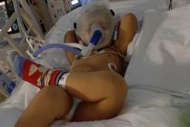 Le retiraron la máscara de oxígeno a Benicio y se recupera