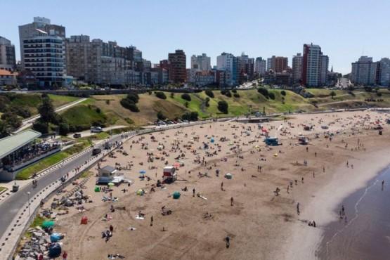 Coronavirus: preocupa el crecimiento de casos en Mar del Plata después del fin de semana largo