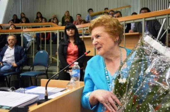 Río Gallegos | La poesía de luto: falleció Flora