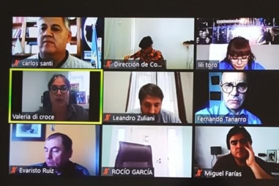 Despacho favorable al proyecto sobre Sistema Integral de Medios y Contenidos Públicos de Santa Cruz