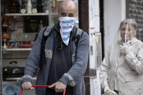 Hubo 165 victimas fatales y 6.981 nuevos casos de coronavirus en el país