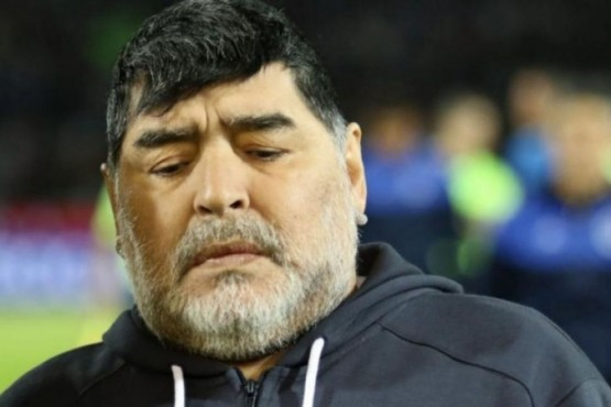La misteriosa caja que desapareció de la casa de Maradona el día de su muerte