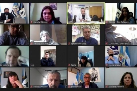 Río Gallegos: El COE no se reúne desde hace más de dos meses