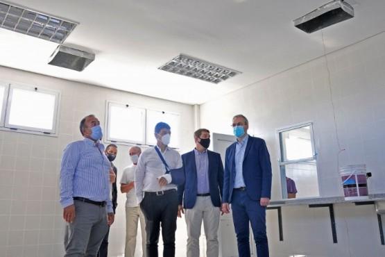 El Viceministro de Salud de la Nación elogió el trabajo sanitario de Chubut