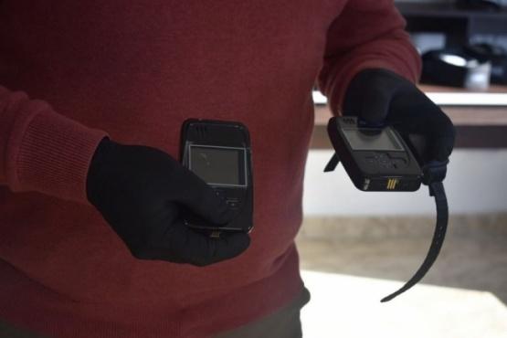 La Policía aplicó tres nuevos dispositivos duales en Caleta Olivia