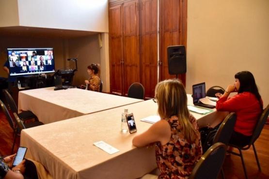 Trelew| Se realizó el Primer Encuentro Provincial de Áreas de la Mujer