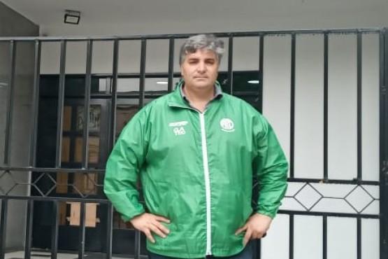 Alejandro Garzón.