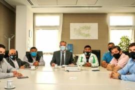 Chubut| Millar respaldó el plan productivo de la Meseta y señaló que el debate está abierto