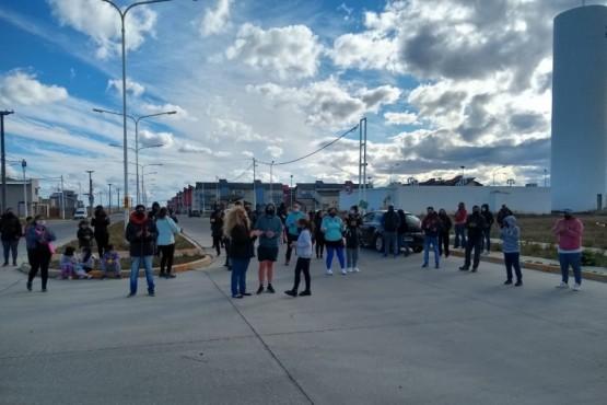 Río Gallegos| Vecinos del Barrio Procrear marcharán mañana por falta de agua