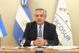 Alberto Fernpandez anuncia el pago de bono de fin de año para trabajadores comunitarios
